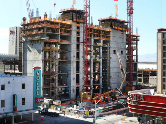 44-story Circa in downtown Las Vegas on track for 2020 opening