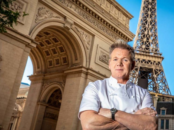 Gordon Ramsay says he will open 6th Las Vegas restaurant in 2020