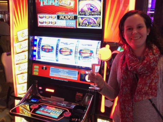 California woman wins $204,671 at Las Vegas Strip resort