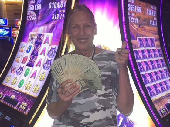 Canadian visitor wins more than $750K at Pahrump casino