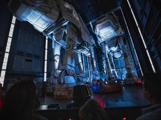 What it's like to ride Disneyland's new Star Wars ride, 'Rise of the Resistance'