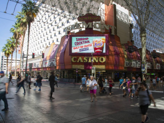 Boyd considers Fremont casino expansion