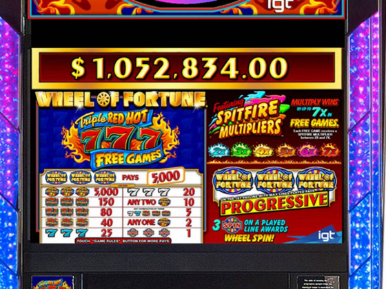 Slots player hits $1.2M jackpot on Las Vegas Strip