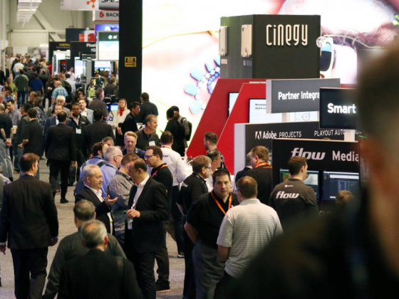 NAB not rescheduling 2020 show in Las Vegas