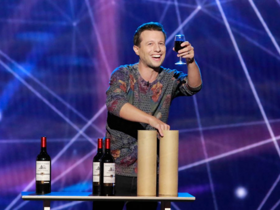Las Vegas Strip star, 'AGT' champ Mat Franco goes live on Facebook