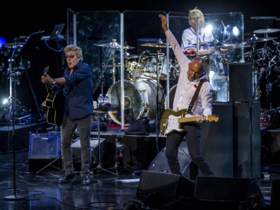 The Who moves Las Vegas Strip dates to fall