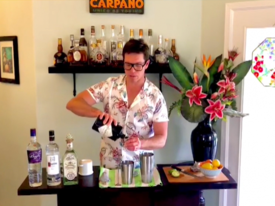 Wynn's master mixologist with tips for refreshing cocktails - VIDEO