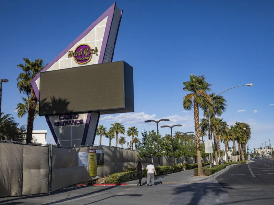 Hard Rock Hotel could return to Las Vegas