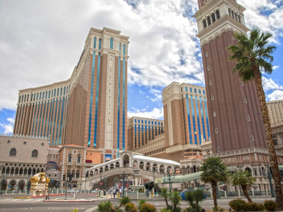 Venetian on Las Vegas Strip expected to reopen in June