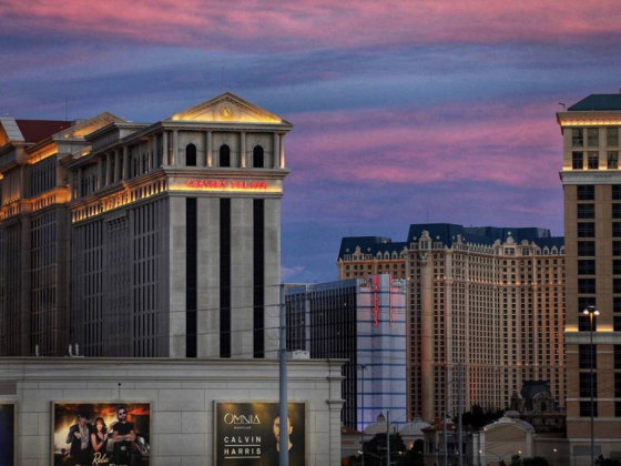 Caesars parking fees suspended; Caesars Palace, Flamingo to reopen first