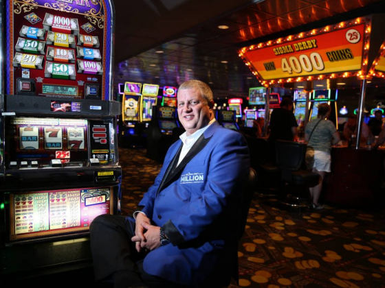 Casino owner giving away 1,000 flights to Las Vegas