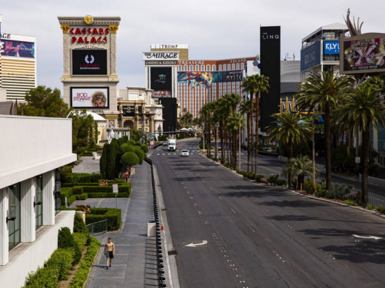 Las Vegas casino reopening 'major milestone' for city, industry