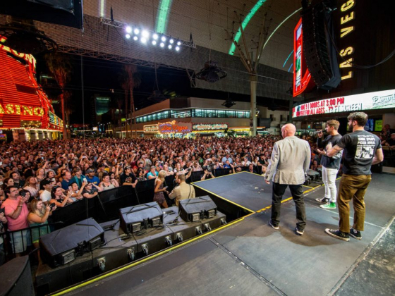 Fremont Street Experience to count down reopening