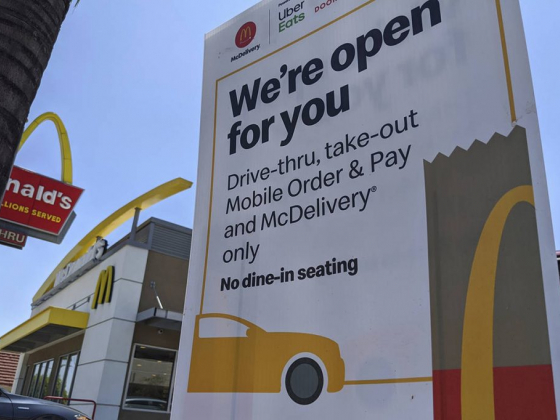 McDonald's to hire 1,100 workers in Las Vegas Valley