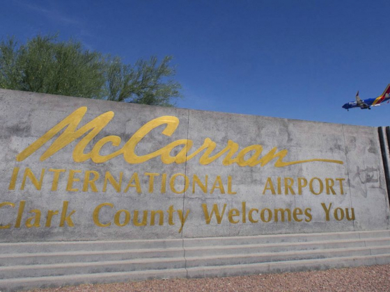 McCarran airport awarded $17M federal grant for upgrades