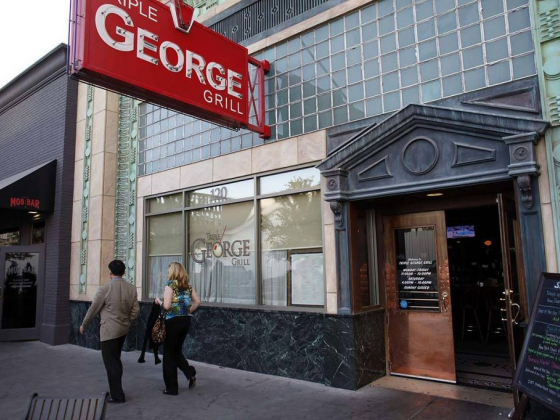 Triple George Grill will, by George, give free food to Georges