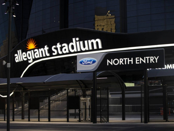 Allegiant Stadium may soon offer tours to fans left out of games