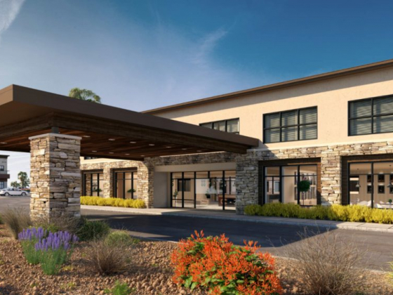 Carnegie Heights a full-service resort doubling as a senior-living community