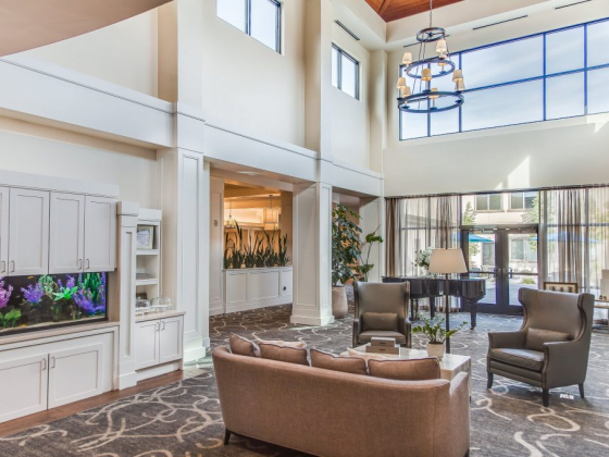 Local upscale senior living with Legacy House