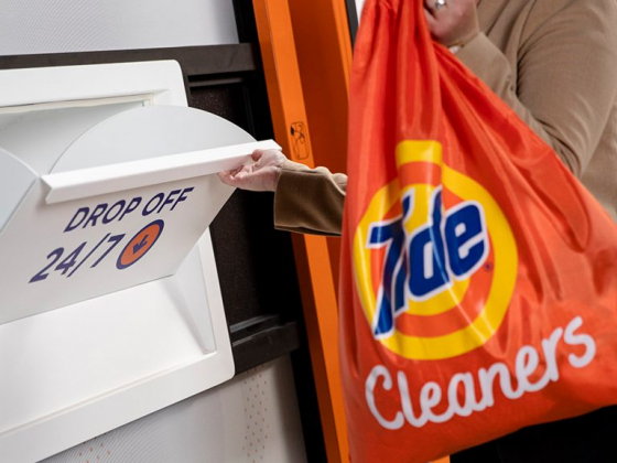 Tide Cleaners helping to keep Las Vegas clean