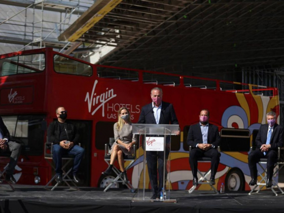 Virgin Hotels Las Vegas renaming The Joint