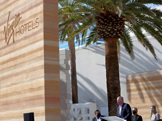 Virgin Hotels Las Vegas announces opening date