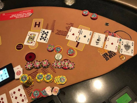 $133K pai gow jackpot hits at just-reopened Strip casino