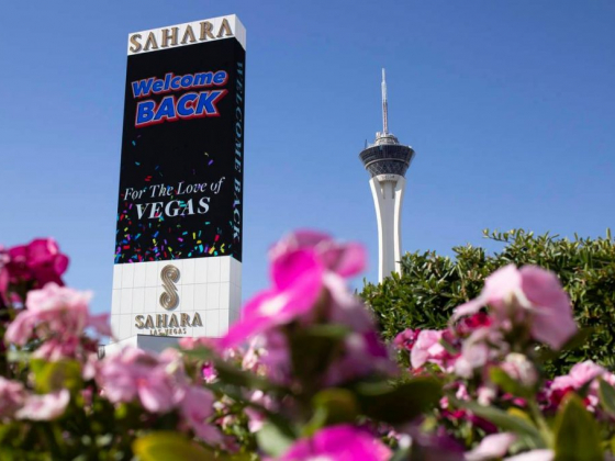 Sahara remodeling to include 4 new restaurants facing Strip