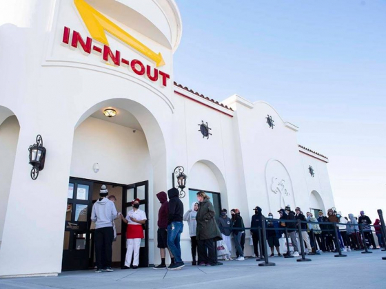 Henderson to get 2nd In-N-Out restaurant