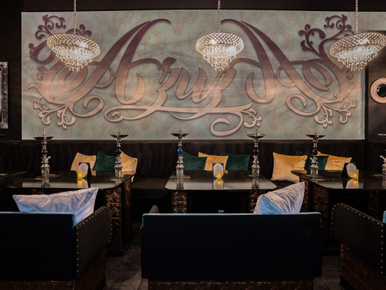 Crucial details help Azuza Hookah Lounge stand above the rest