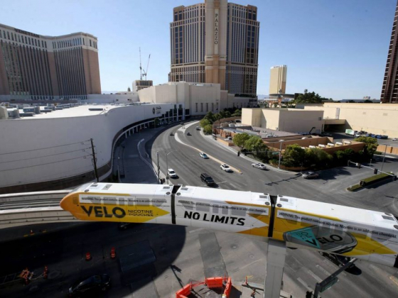 Las Vegas Monorail could be running again by Memorial Day weekend