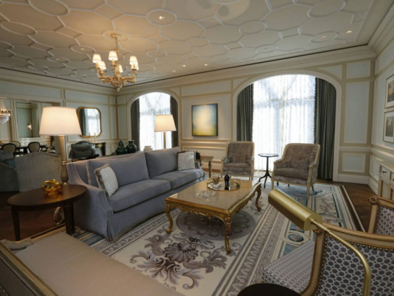 Caesars Palace upgrades villas to capture more of high-end market — PHOTOS