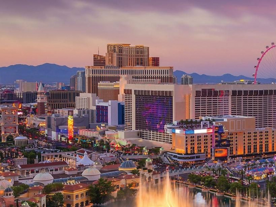 In a city such as Las Vegas, it's mighty difficult to select the BEST