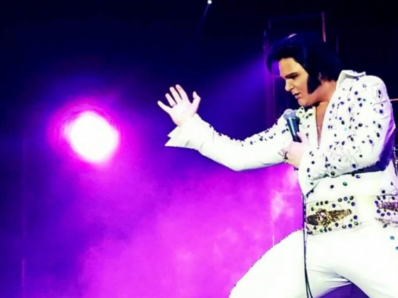Living The Dream as an Elvis Tribute Artist