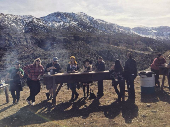 Chefs, bartenders teaming up for Whiskey in the Wilderness