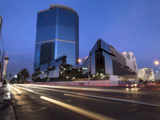 Unfinished Fontainebleau on Las Vegas Strip becomes Project Blue