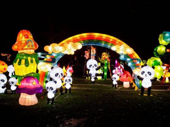 China Lights festival a first in North Las Vegas