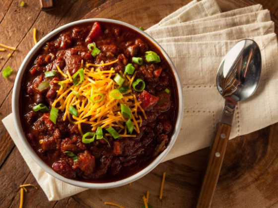 5 best spots to get chili in Las Vegas
