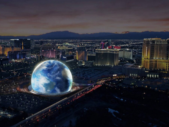 New performance venue near Las Vegas Strip to reshape skyline