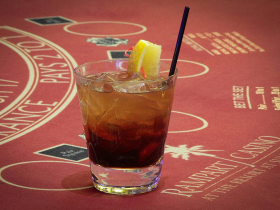 Celebrate National Blackjack Day with a blackjack cocktail
