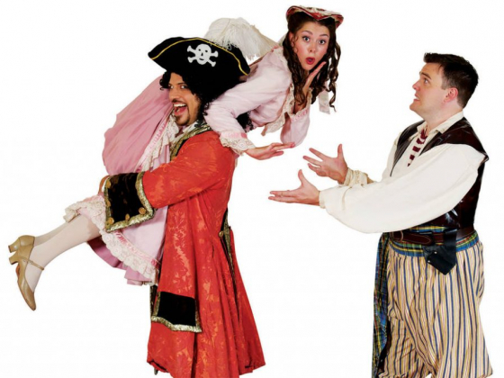 'Pirates of Penzance' sails onto UNLV stage