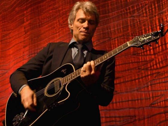 Bon Jovi on Las Vegas, celebrity and 'Living on a Prayer'