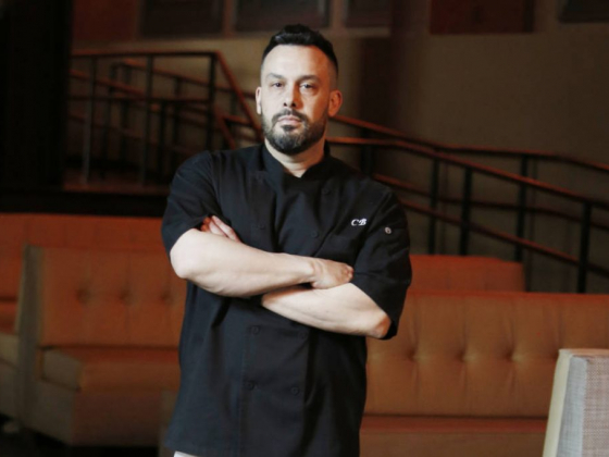 Executive chef at Hexx Kitchen + Bar has revamped the menu