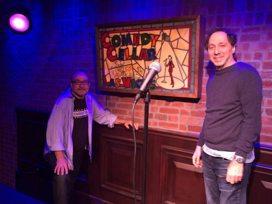 Live from New York, Comedy Cellar opens in Las Vegas