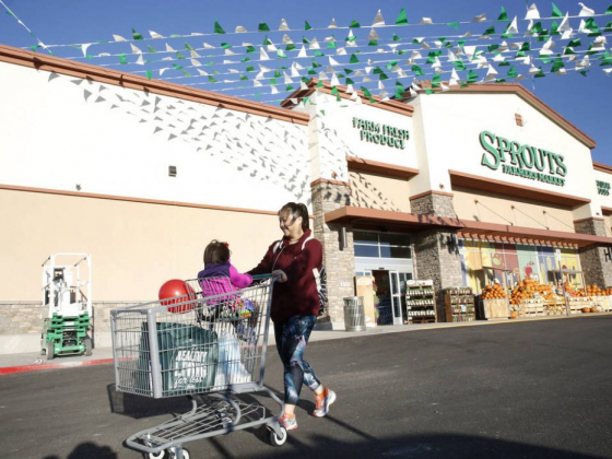 Sprouts to open 3 new Las Vegas stores this year