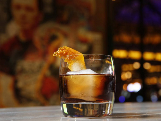 House of Blues' B-Side makes a smoky negroni