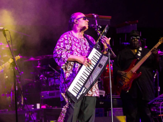 Stevie Wonder is ready for a run on on the Strip