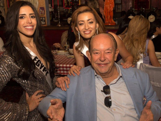 Robin Leach returns to Las Vegas in ongoing recovery
