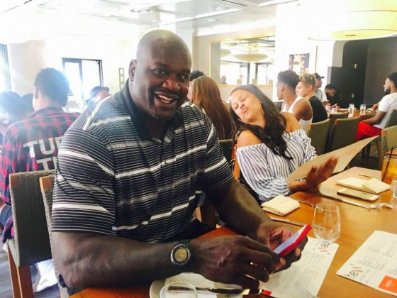 Shaquille O'Neal to open a Las Vegas restaurant, film a show about it