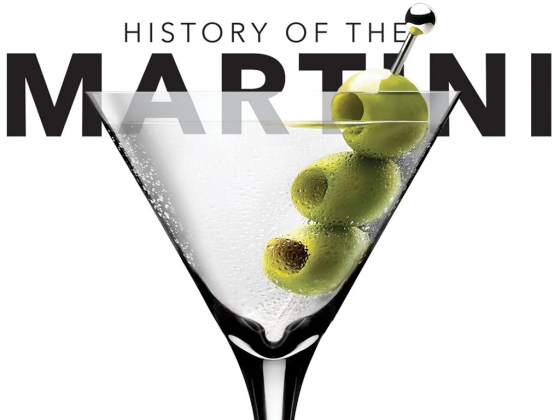 History of the Martini